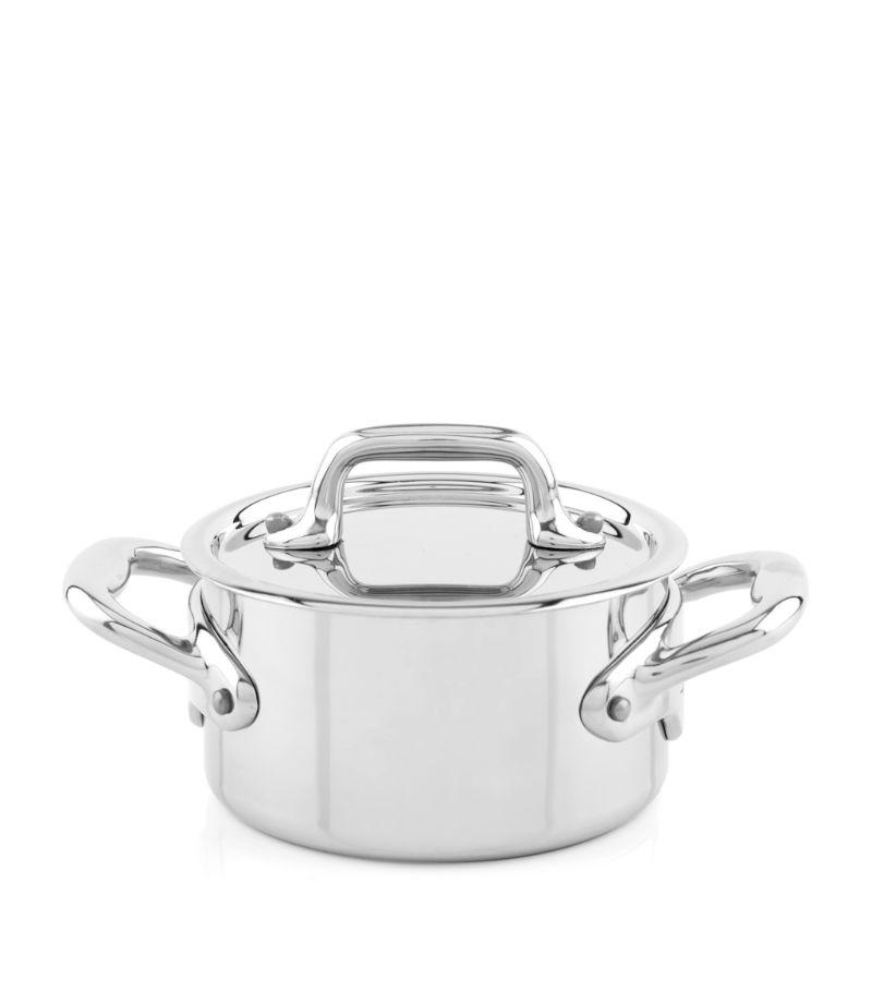 Mauviel M'Cook Mini Casserole Dish & Lid (9Cm)