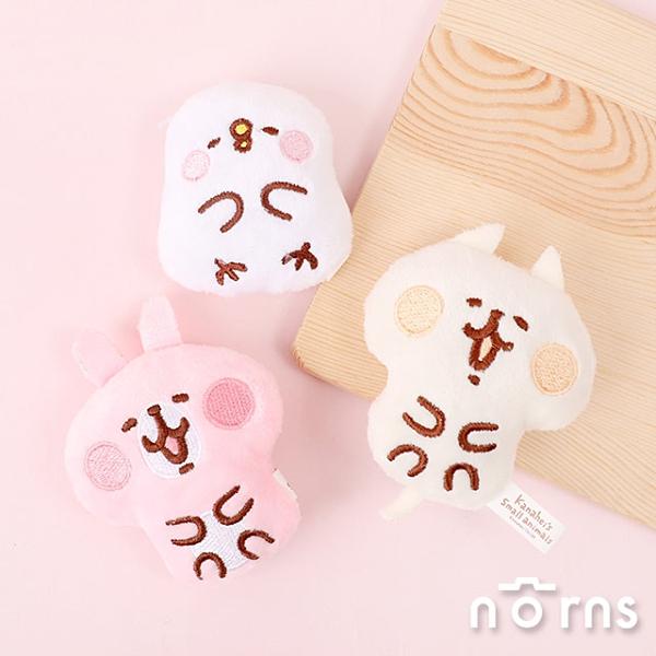 Kanahei磁貼娃娃3吋- Norns 卡娜赫拉小動物正版授權 兔兔 P助 絨毛玩偶吊飾 聖誕禮物
