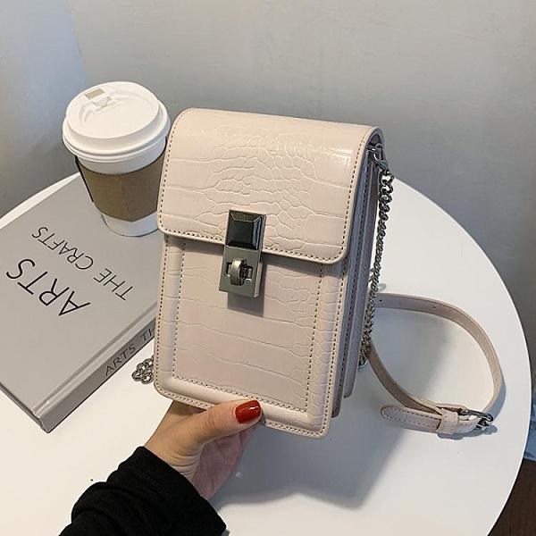 迷你包迷你小包包2020新款潮網紅手機包時尚小眾側背包女百搭ins斜背包 源治良品
