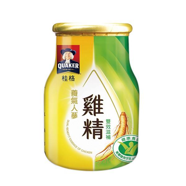 桂格養氣人蔘雞精禮盒8瓶【康是美】[宅配賣場]