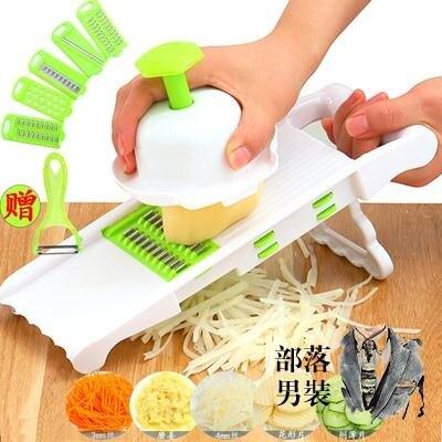 切絲器 切菜神器多功能家用廚房刨絲器蘿蔔絲刮削土豆絲切絲器切片擦菜板