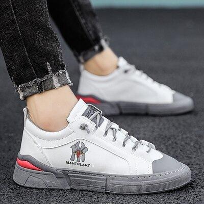 鞋子板鞋休閑男鞋39-44 貨號806L[]