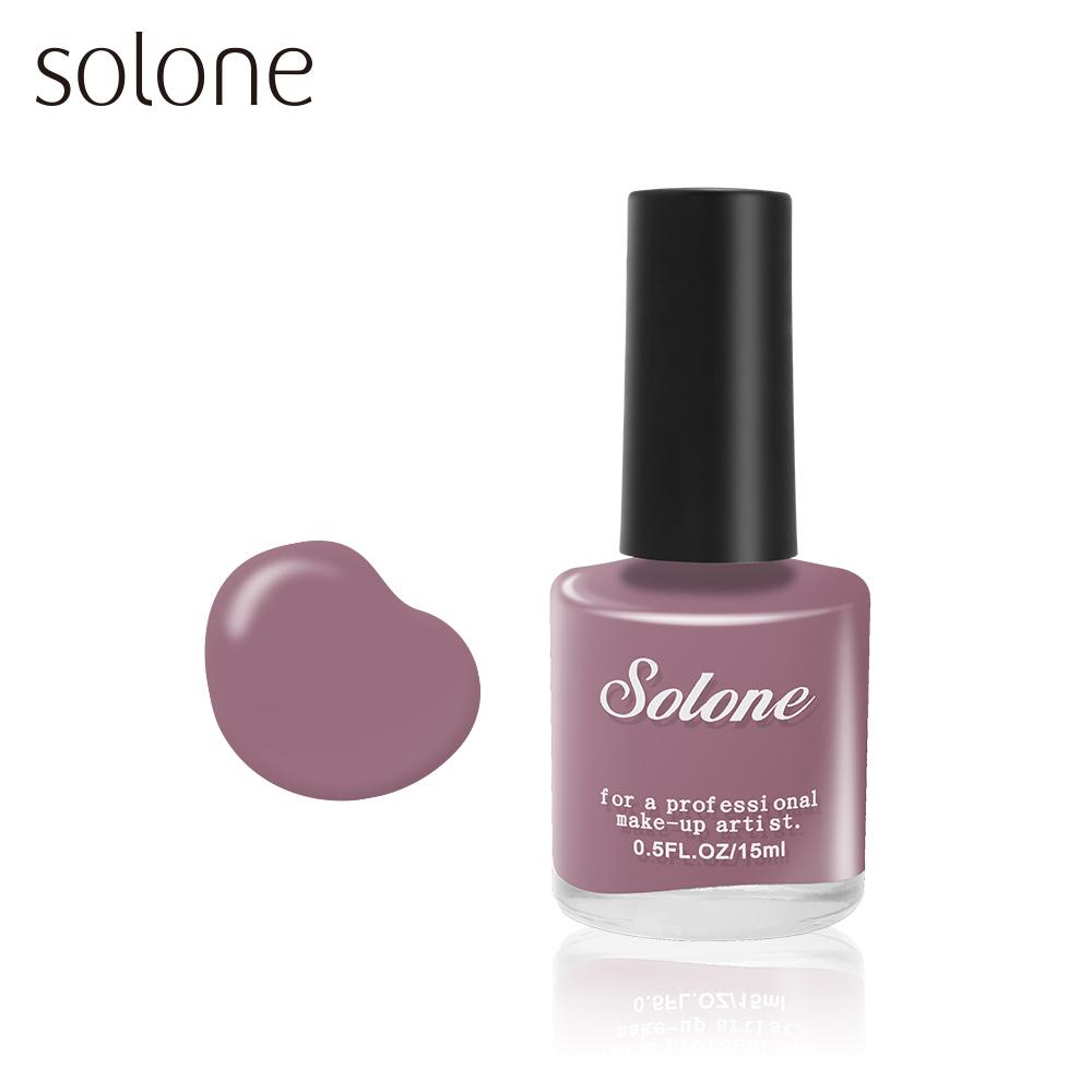Solone 璀璨指甲油-129乾燥玫瑰