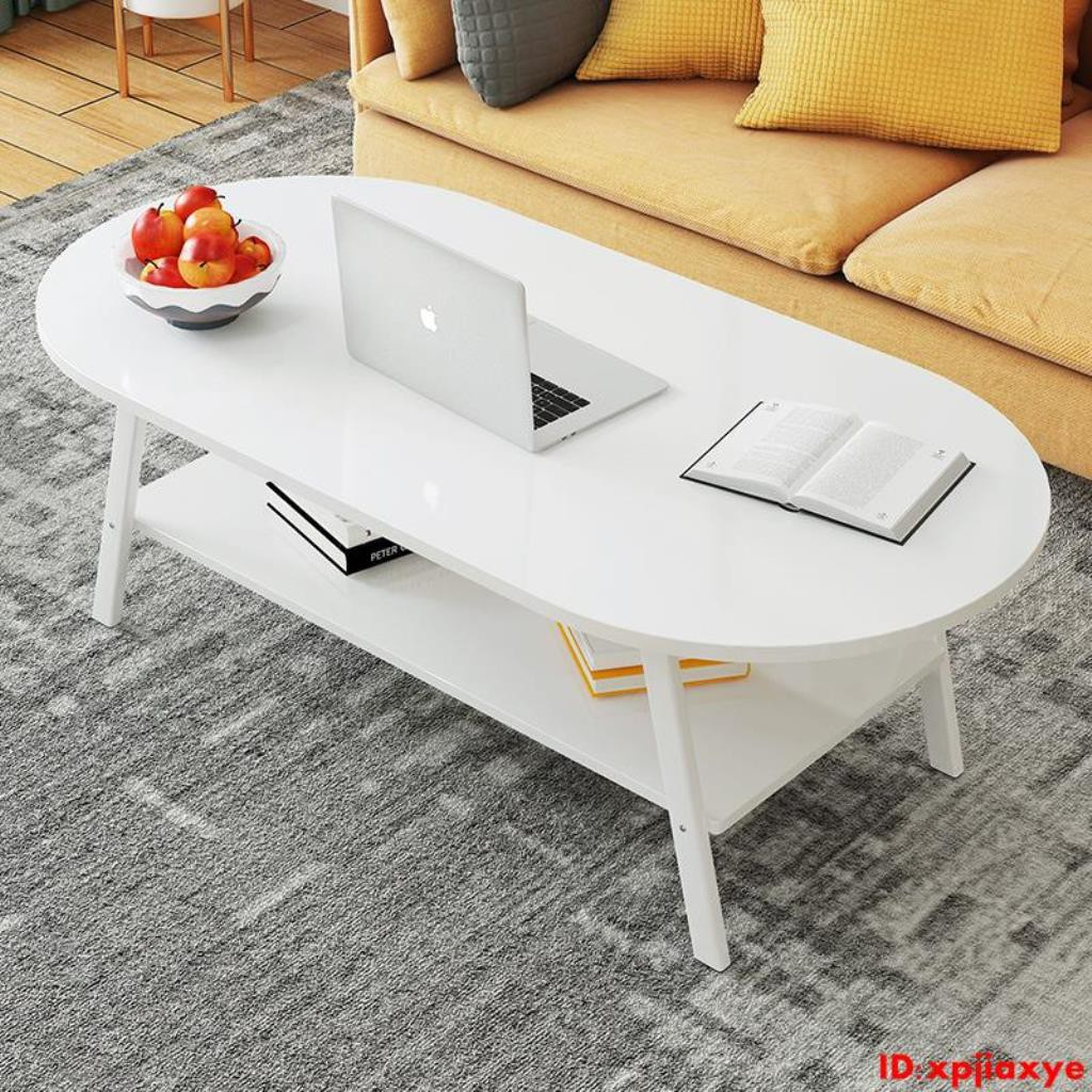 茶幾小戶型簡約雙層客廳桌子簡易沙發邊幾臥室創意茶臺小茶幾桌子