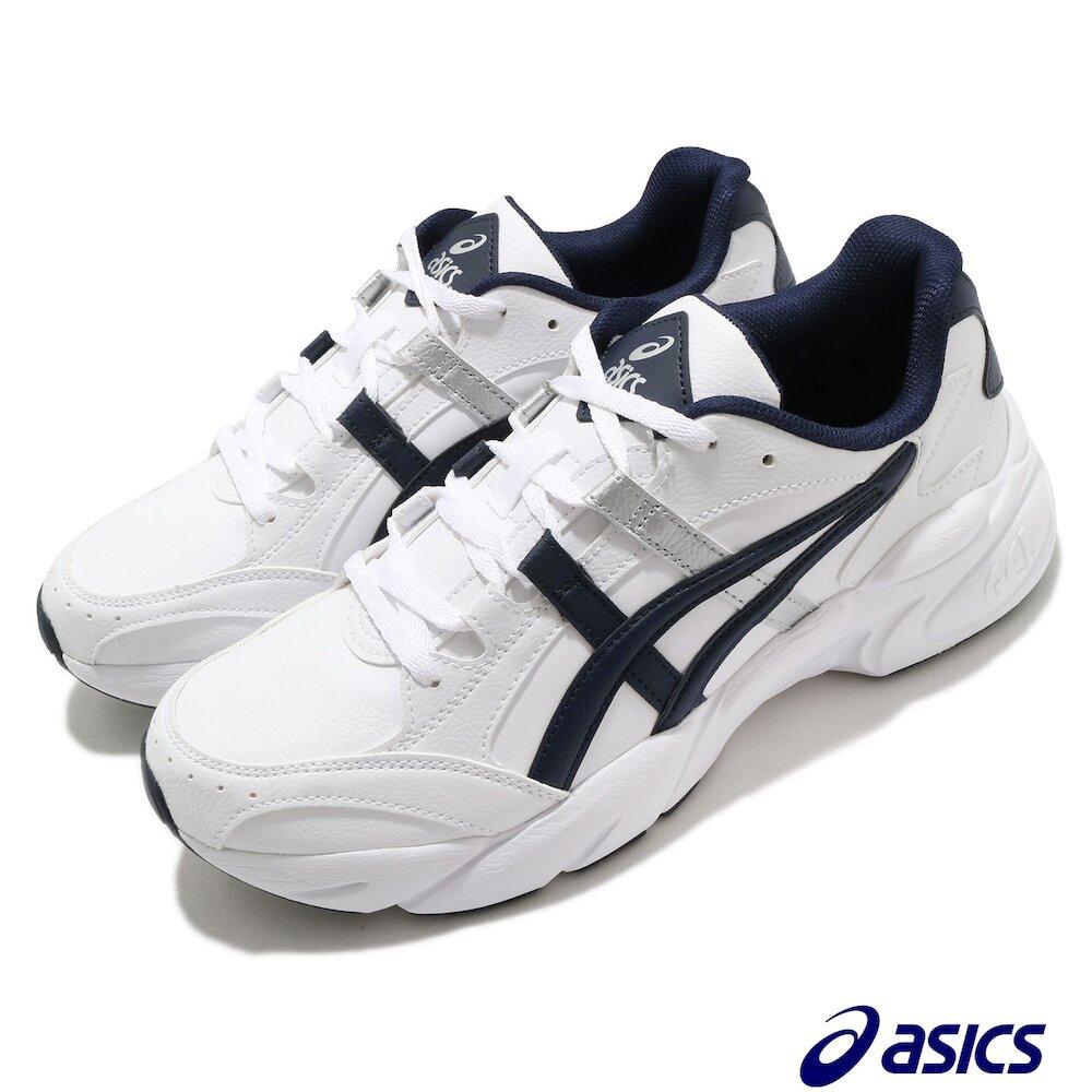 ASICS 休閒鞋 Gel-BND 老爹鞋 男鞋 亞瑟士 緩衝 抓地 復刻 穿搭 白 藍 [1021A217103]