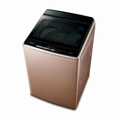Panasonic國際牌 16公斤 變頻直立式溫水洗衣機 NA-V160GB
