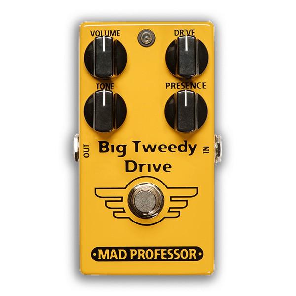 Mad Professor Big Tweedy Drive 破音 效果器 公司貨 【宛伶樂器】