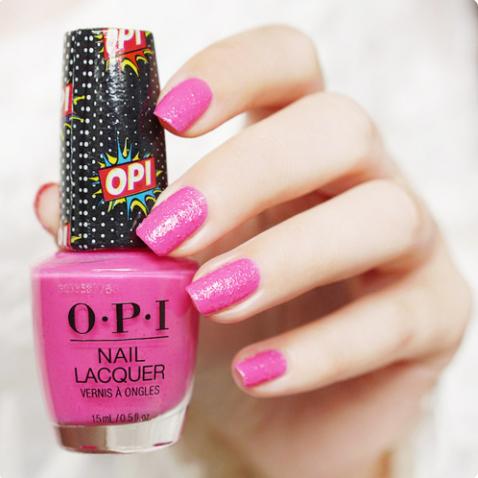 【OPI】指甲油 彩虹氣泡酒系列│粉紅女士雞尾酒 NLP50