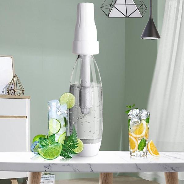 [花戀小舖]拜杰便攜式家用蘇打水機氣泡水機商用奶茶店汽泡機自制氣泡水DIY