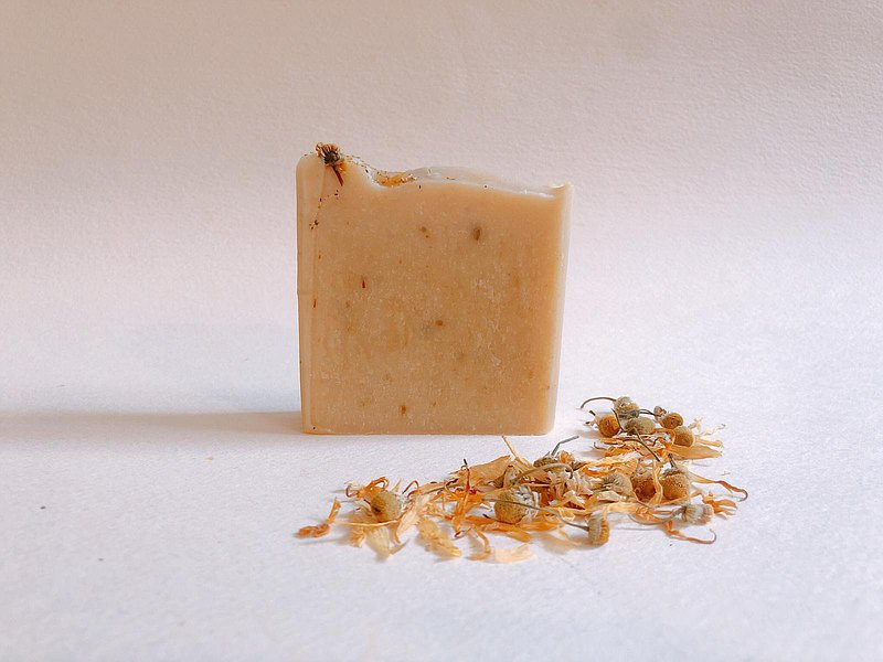 洋甘菊金盞花溫和皂 - 你是我的茶系列