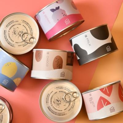 【拿破崙先生】舒芙蕾鐵罐-辦公小團組(5罐組)