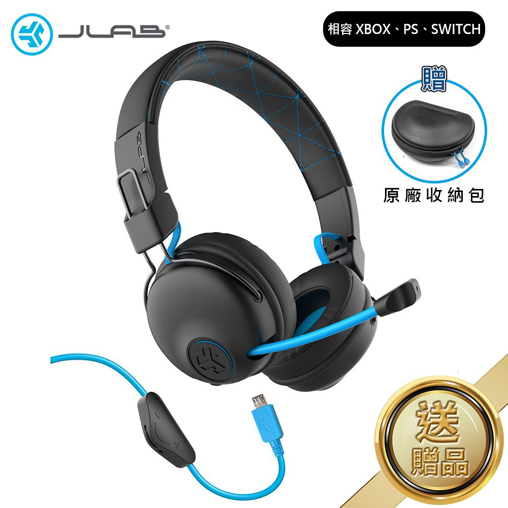 JLAB PLAY 無線 藍牙 耳罩 電競 手遊 耳機