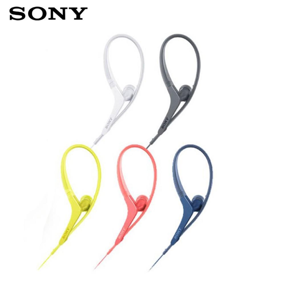 SONY MDR-AS410AP 入耳式耳機 有線耳機 耳道式 防水運動 耳掛式耳機 運動耳機 公司貨廠商直送