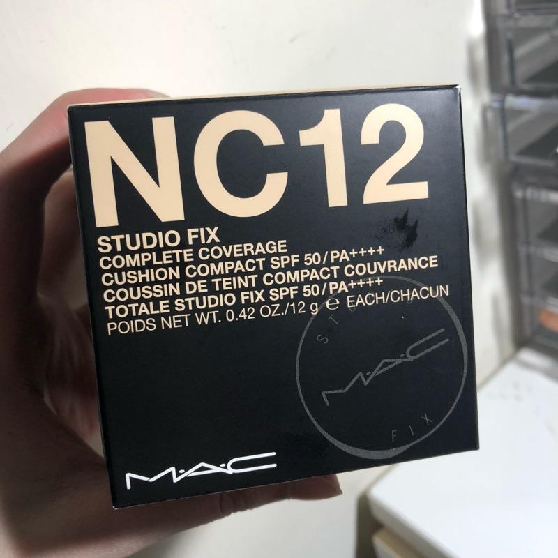 MAC超持妝全能氣墊粉餅 (氣墊粉芯)