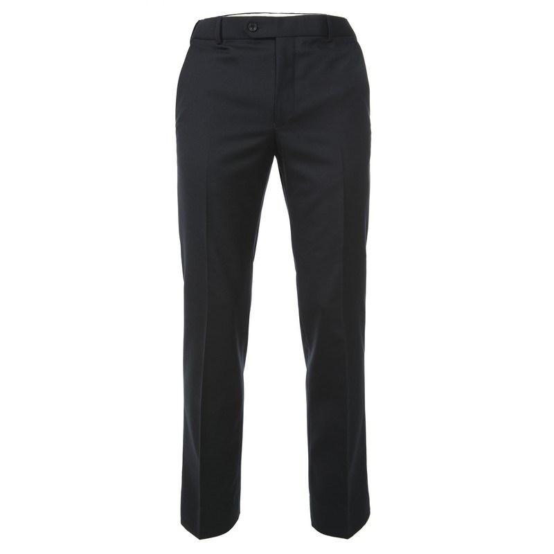 Magee 1866 Navy Wool Mix & Match Trouser