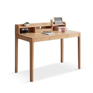 源氏木語西雅圖橡木單抽1.2M書桌 Y90X02(含上架)