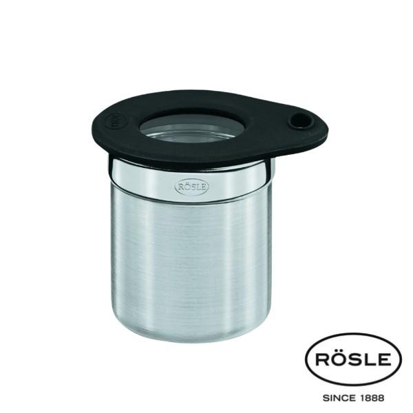 德國ROSLE/儲存罐/儲物罐/咖啡罐/密封罐/保鮮罐/18/10/316不鏽鋼/1.4L/16557/公司貨/現貨