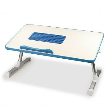 【吾居吾宿】 Caibo 散熱桌 LY-NB25 藍色 多功能折疊 NB 電腦 可傾斜 全新