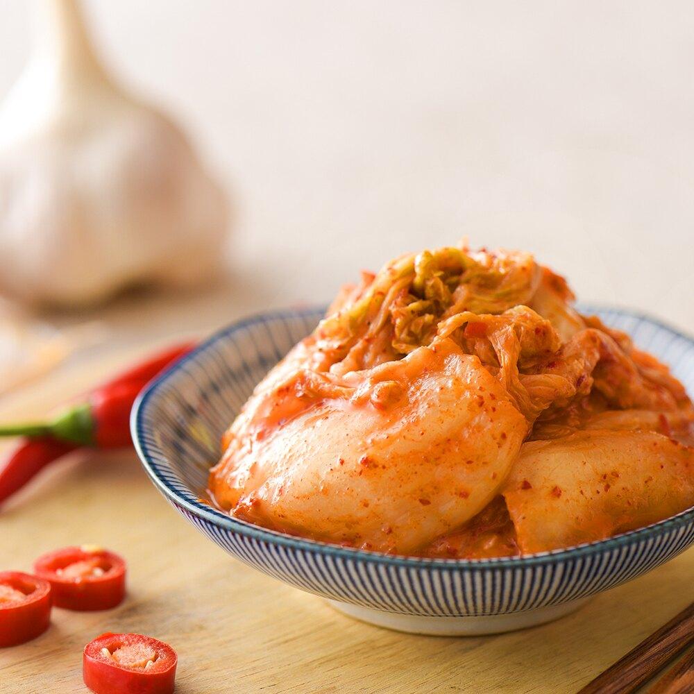 韓式泡菜 (650公克/瓶) 協發行泡菜