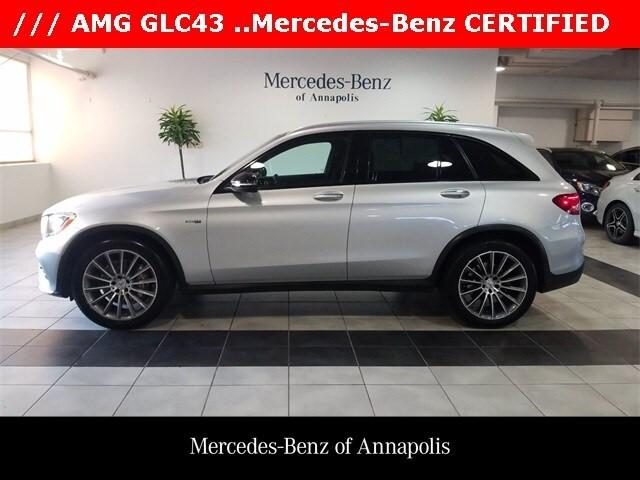 [訂金賣場]Certified 2017 AMG GLC 43 SUV