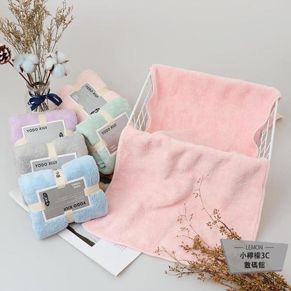 日本毛巾洗臉超強吸水速干運動情侶毛巾【小柠檬3C】