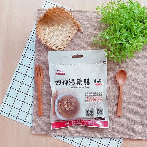 【譽展蜜餞】四神湯藥膳/160元/全素