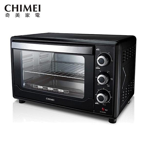 【CHIMEI奇美】32公升3D側旋風對流循環大容量烤箱 EV-32C0SK