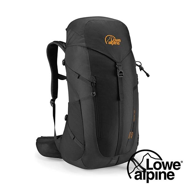 【英國 LOWE ALPINE】AirZone Trail 35透氣健行背包 35L『黑』FTE-72 登山.露營.戶外.旅行.後背包