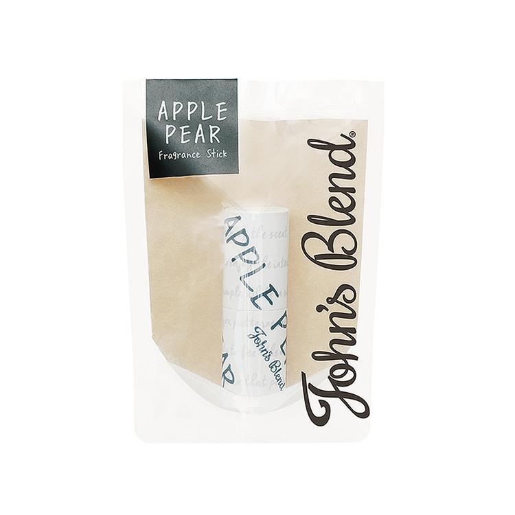 【日本John′s Blend】Apple Pear 蘋果梨子香 輕甜果香 香水棒 / 體香膏 (3.5g)