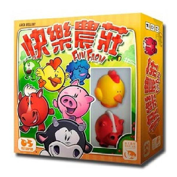 『高雄龐奇桌遊』 快樂農莊 Fun Farm 繁體中文版 正版桌上遊戲專賣店