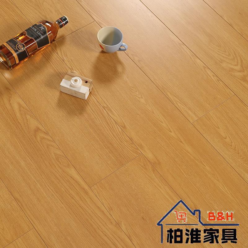 時尚主導~~~多層實木復合木地板家用鎖扣地暖15mm三層輕奢防水廠家直銷包安裝