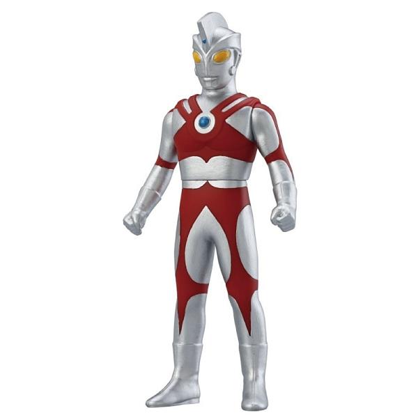 超人力霸王500系列軟膠 艾斯