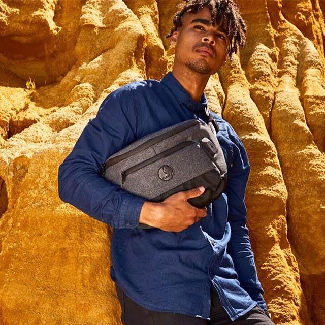 澳洲 ALPAKA Bravo Sling 最完美的隨身包 可容納11吋平板 2020年眾籌升級版