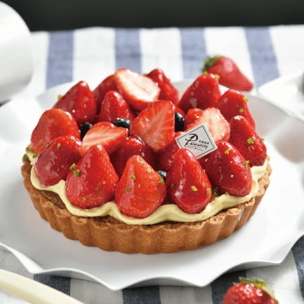 【食感旅程Palatability】繽紛草莓塔 下單後3~5天完成出貨