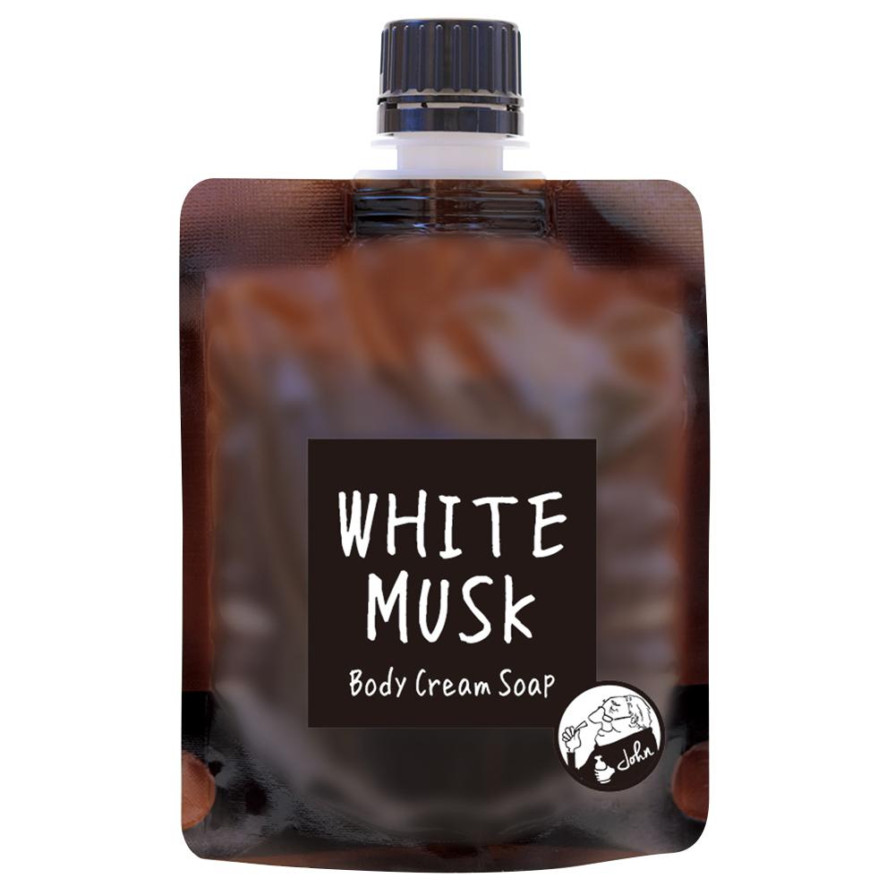 【日本John′s Blend】WHITE MUSK 白麝香 香氛 沐浴乳 (100g)