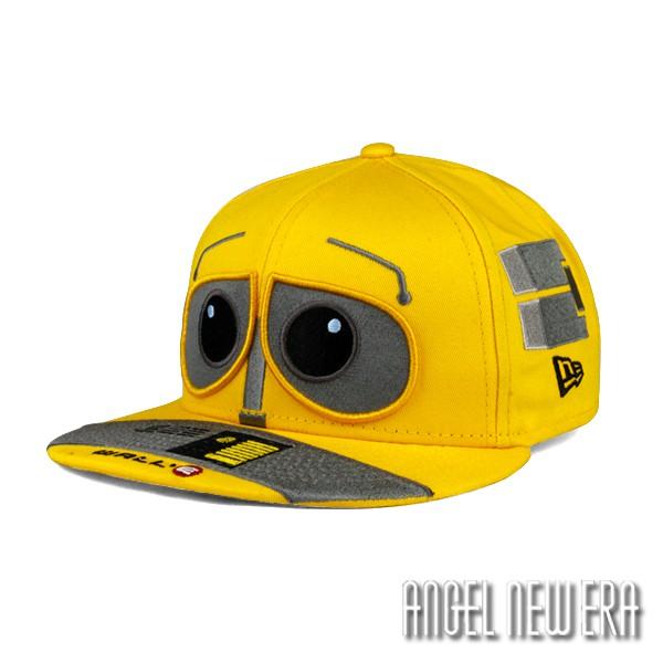 【New Era】童帽 聯名款 瓦力 WALL-E 電影 可愛 棒球帽 9FIFTY【ANGEL NEW ERA】