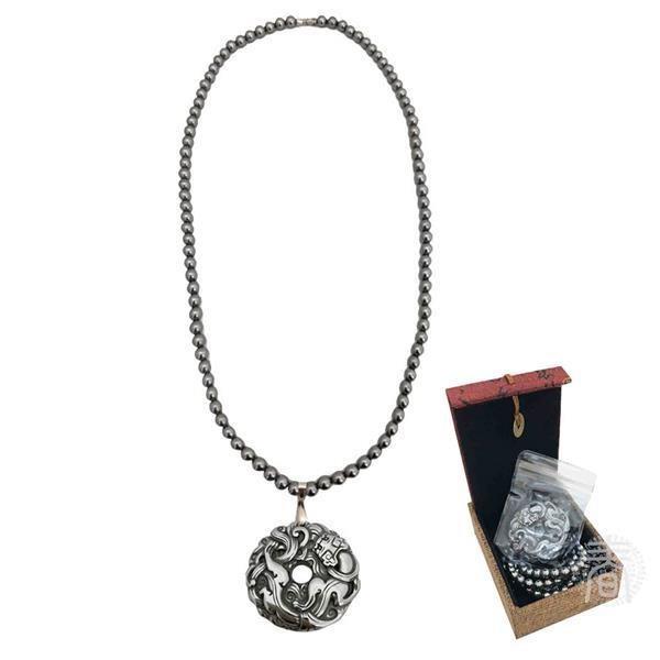 鉑麗星 太赫茲項鍊 1條-太赫茲能量石( 附贈古典編織精裝盒)