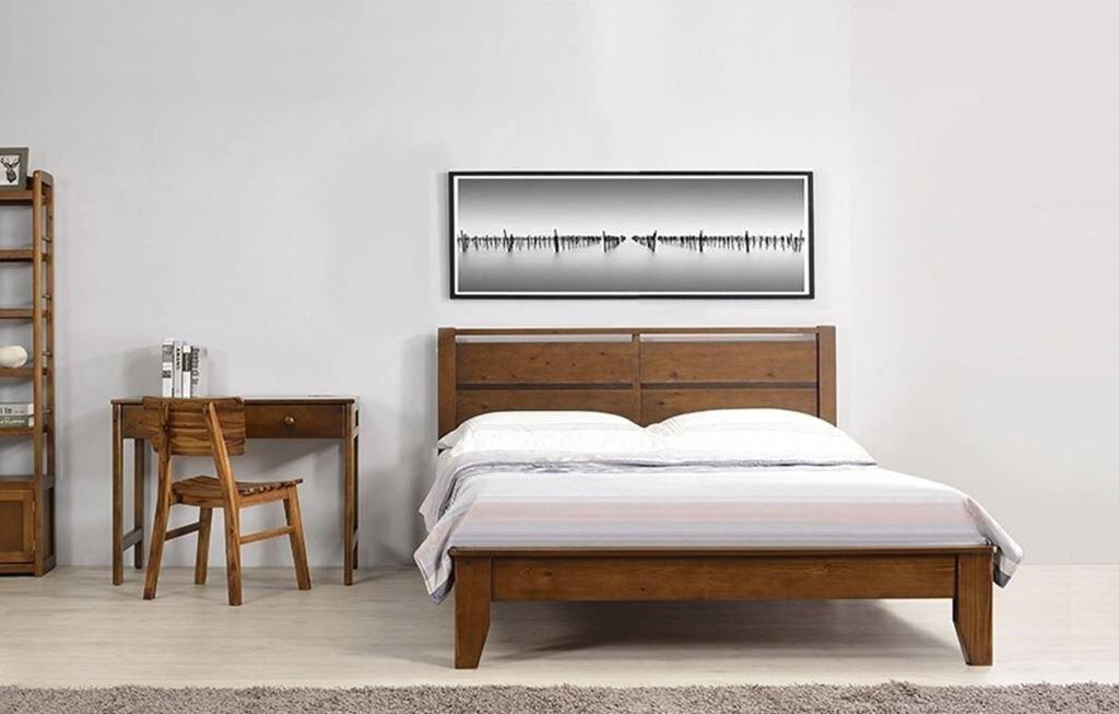 【尚品傢俱】YC-26 3.5尺單人床~另有5尺~
