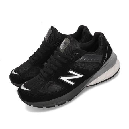 New Balance 慢跑鞋 W990BK5D 女鞋 W990BK5D