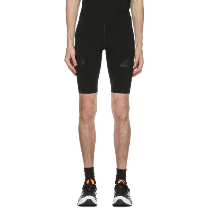 SOAR Running 黑色 Elite Speed 2.0 短裤