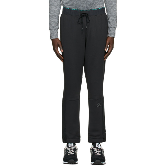 New Balance 黑色 R.W.T. Travel 机能运动裤
