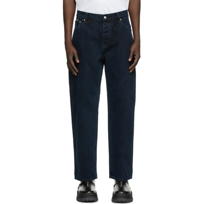 Eytys 海军蓝 Benz 牛仔裤