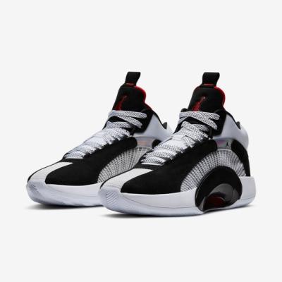 Nike 籃球鞋 Air Jordan XXXV PF 男鞋 DNA 喬丹 AJ35 避震 黑 白 CQ4228001