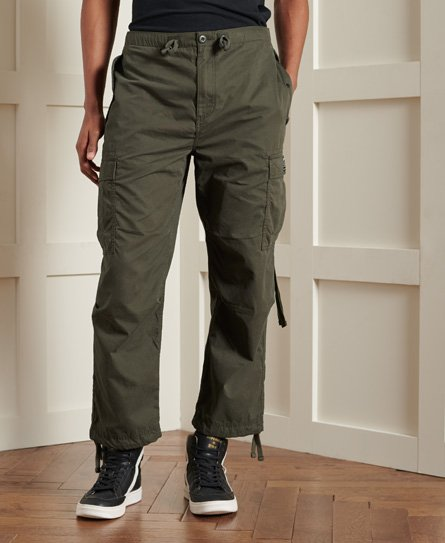 Superdry Parachute Taper Grip Pants