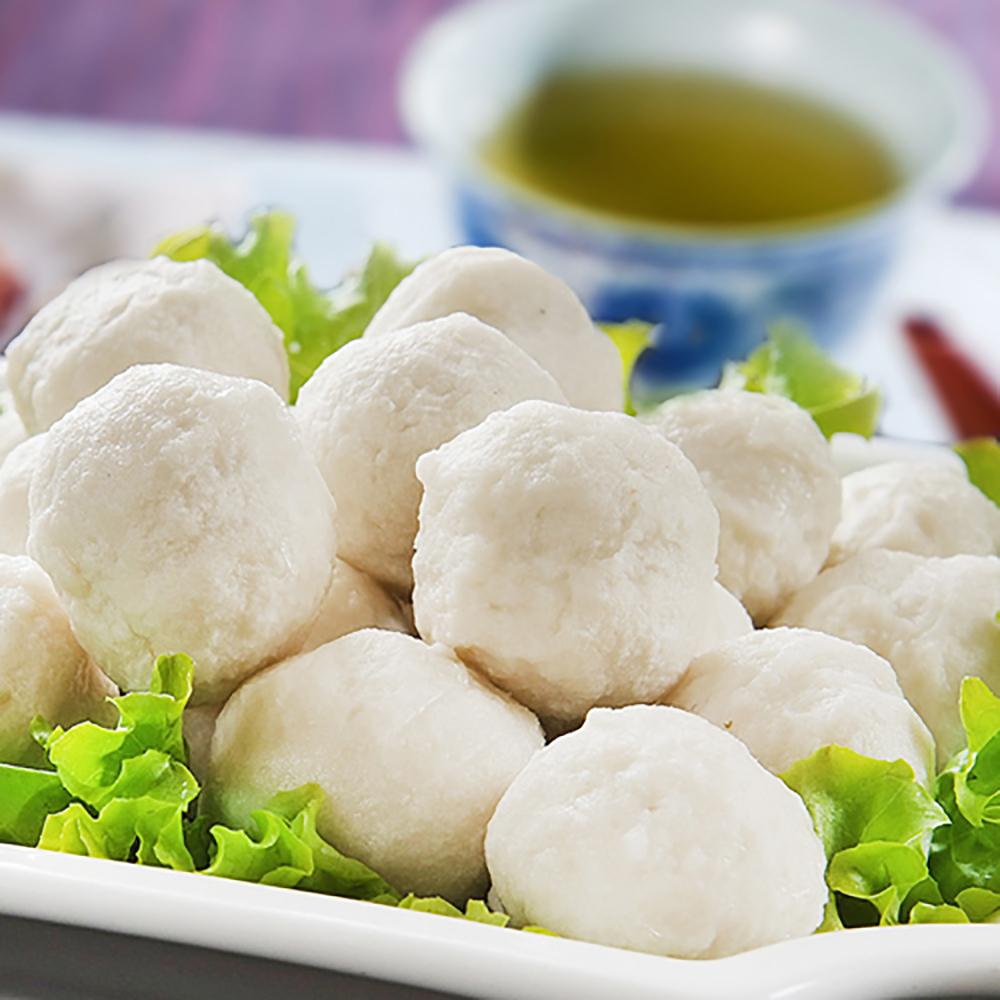 年菜預購-【皇覺】一家團圓-鮮脆澎湖花枝丸(20粒/600±10g)