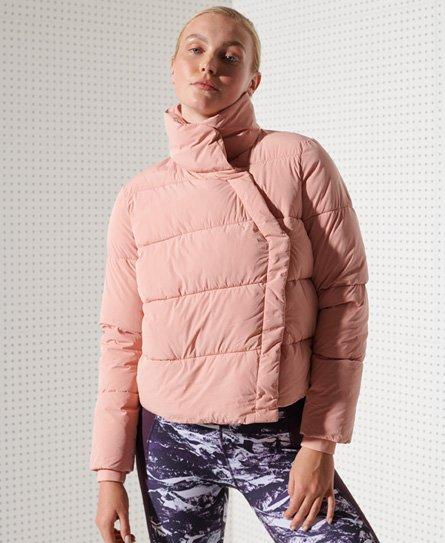 Sport Flex Puffer Jacket