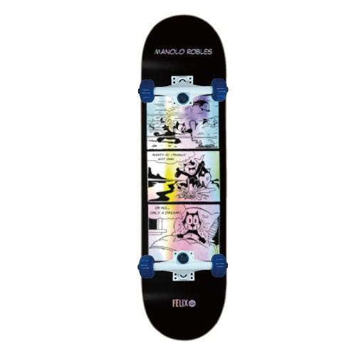 "Darkstar Manolo Felix Comic 8.125"" 整組板/滑板《Jimi Skate Shop》"