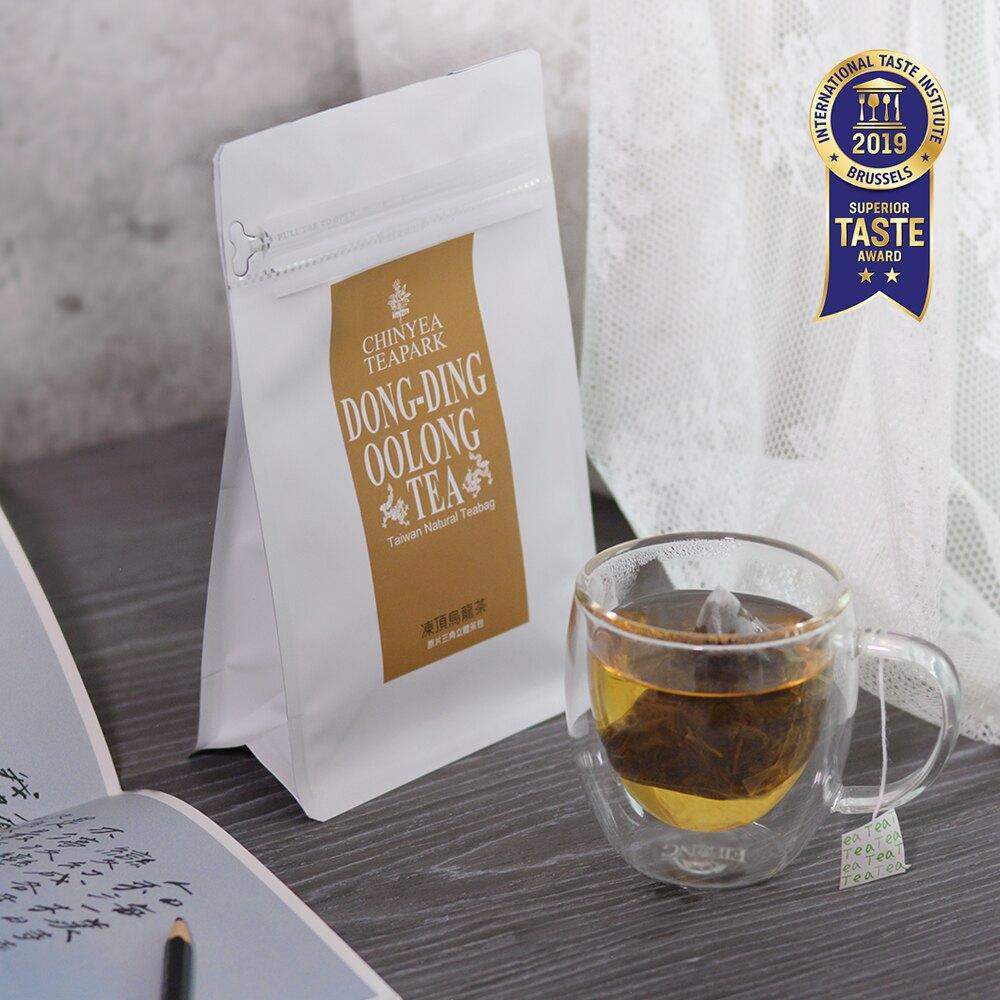 《沁意》濃香傳統凍頂烏龍茶包(30入經濟包)