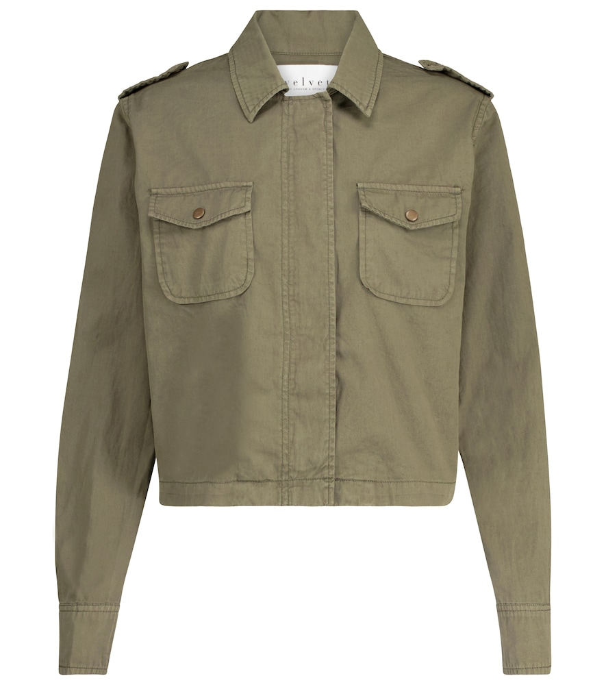 Dixie cotton jacket