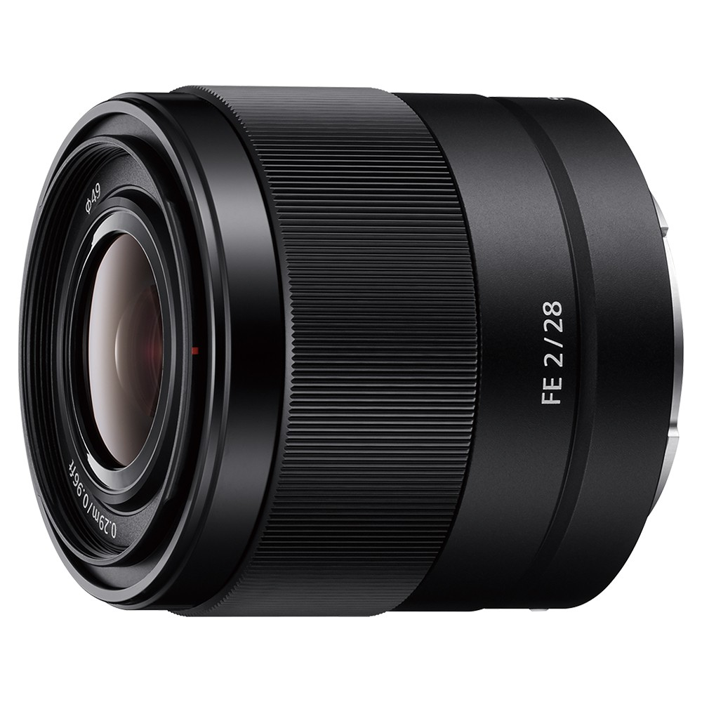 SONY FE 28mm F2 大光圈廣角定焦鏡頭(SEL28F20)公司貨 送品牌濾鏡
